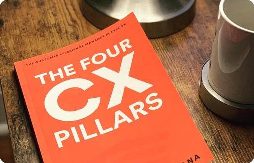 CXC Book - The Four Pillars of CX